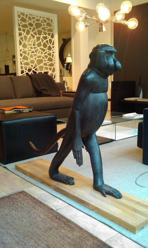 Jacuesson sculpteur animalier nasique