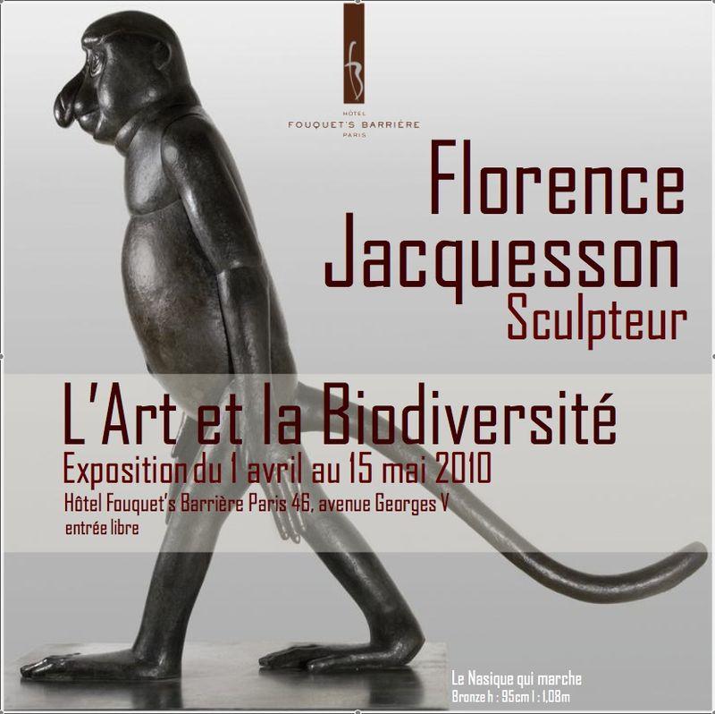 Exposition fouquet s jacquesson