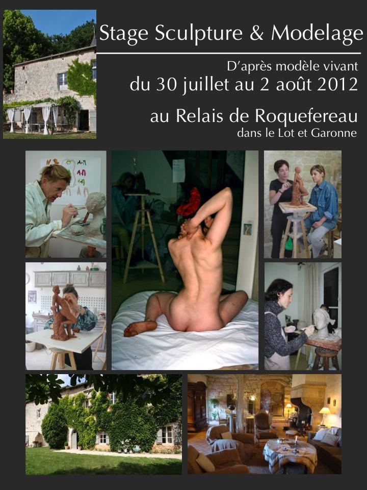 Cours de sculpture jacquesson