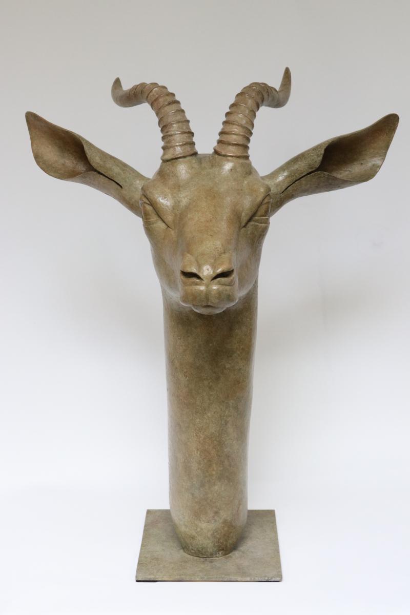 F Jacquesson Gazelle Dama