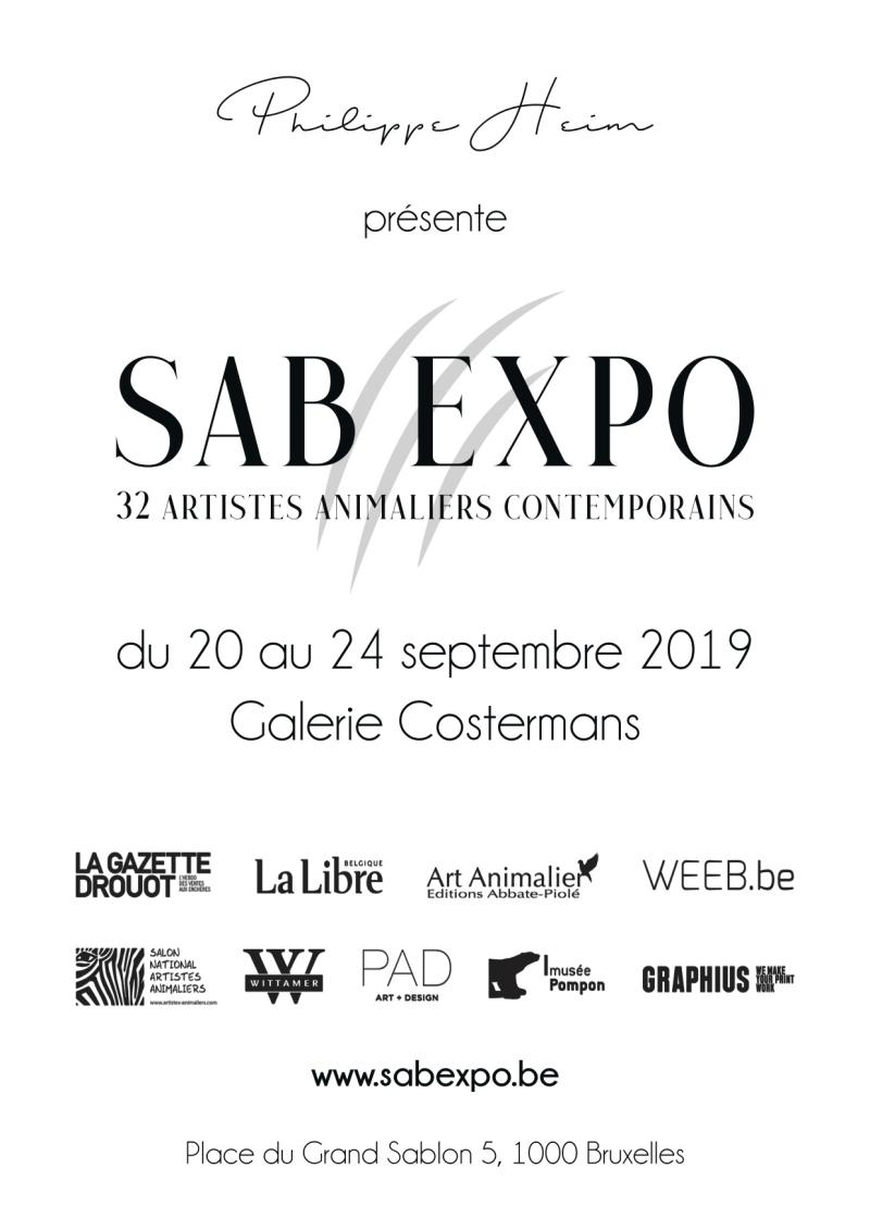 Affiche officielle - SAB Expo 2019