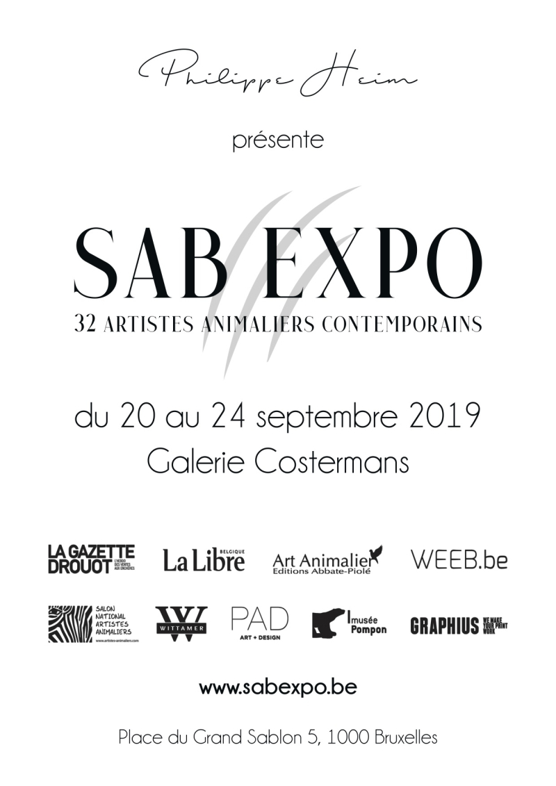 Affiche officielle - SAB Expo 2019