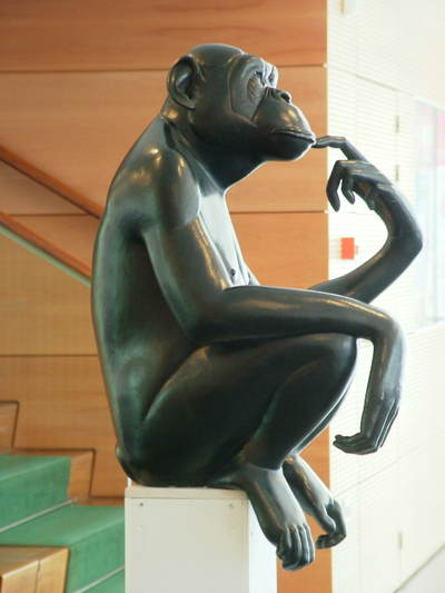 Sculpture_animalier_bonobo