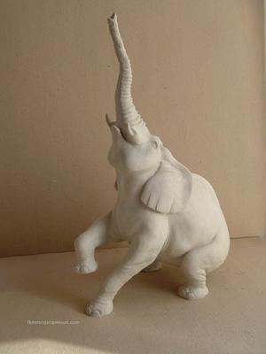 Florence_jacquesson_elephant_d_afrique