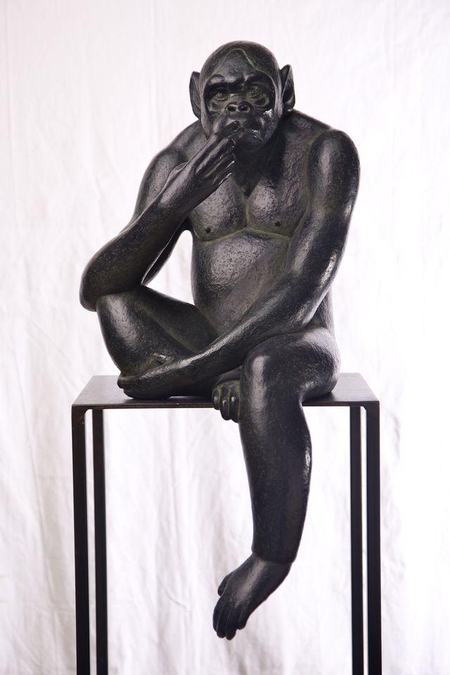 0083 Bonobo assis n°2