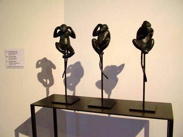 exposition au Musée François POMPON été 2011