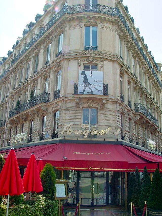 003 Affiche Fouquet's