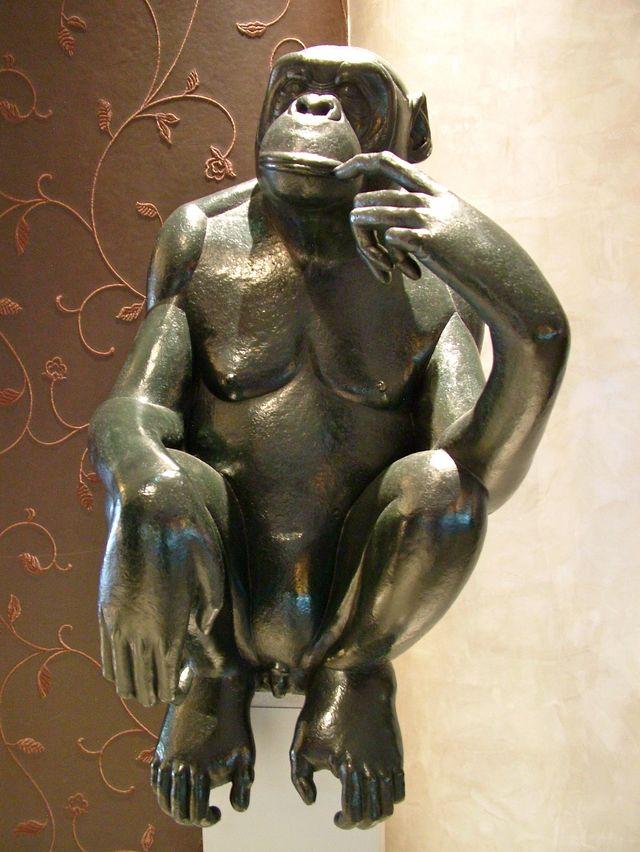 012 Fouquet's Bonobo pensif