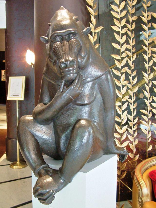 019 Fouquet's Sage Mandrill
