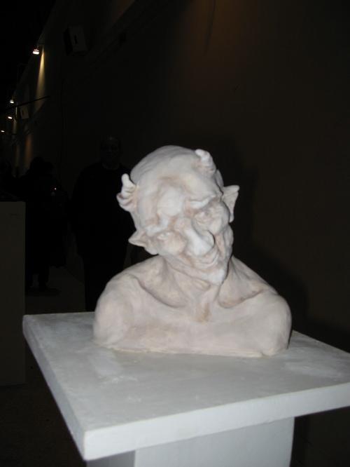 Sculpture d'élève